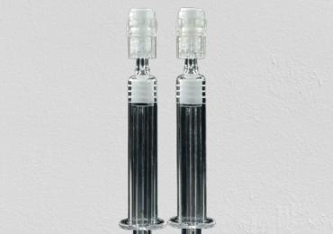 Plastic Prefilled Disposable Safety Syringe