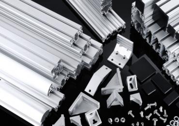 Aluminium extrusion aluminum profiles manufacture