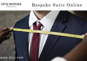 Bespoke Suits Online