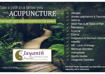 Best Acupuncture Treatment in Chennai | Acupuncture Doctor