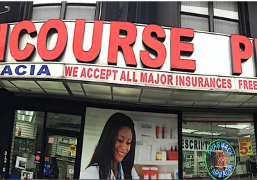 pharmacies in bronx ny