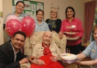 Downsvale Nursing Care Home for Elderly and Dementia Patients in Surrey, Dorking, UK