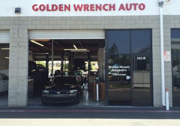 Golden Wrench Automotive – Vista Auto Repair Shop