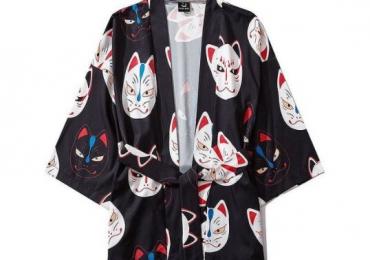 Buy Kimono Japanese T-shirt Online – NOVMTL