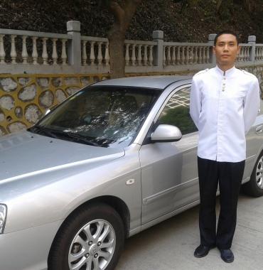 Shenzhen car / taxi service