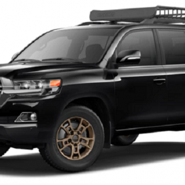 The 2021 Toyota Land Cruiser