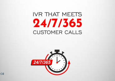 Nothing is faster than IVR service provider