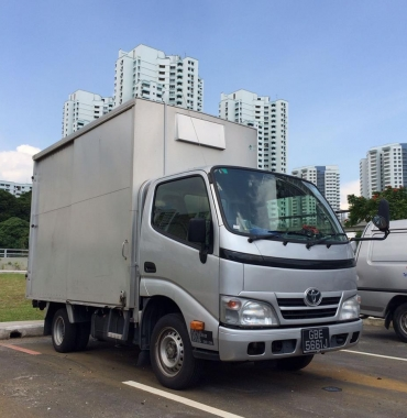 Van for  Hire! Why AA Removals van rental is the best way to rent a van contact Kristine
