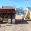 excavator, forklift, drill lig, dump trucks, tlb, cranes